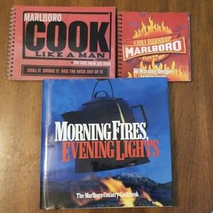 Marlboro Cookbook Bundle